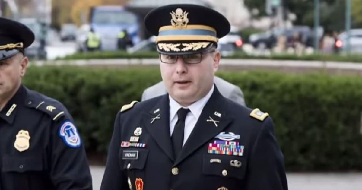 Lt. Col Vindman