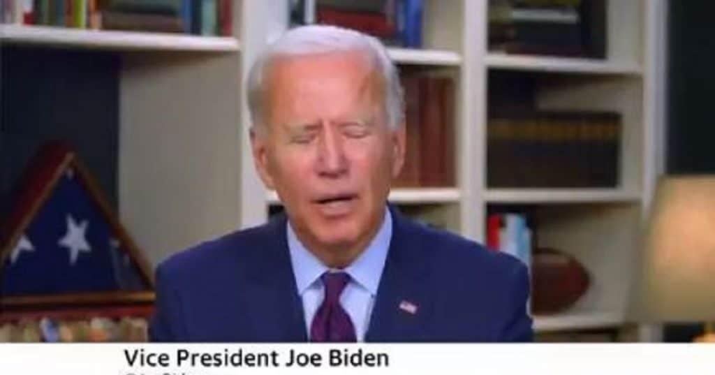 Joe Biden on China