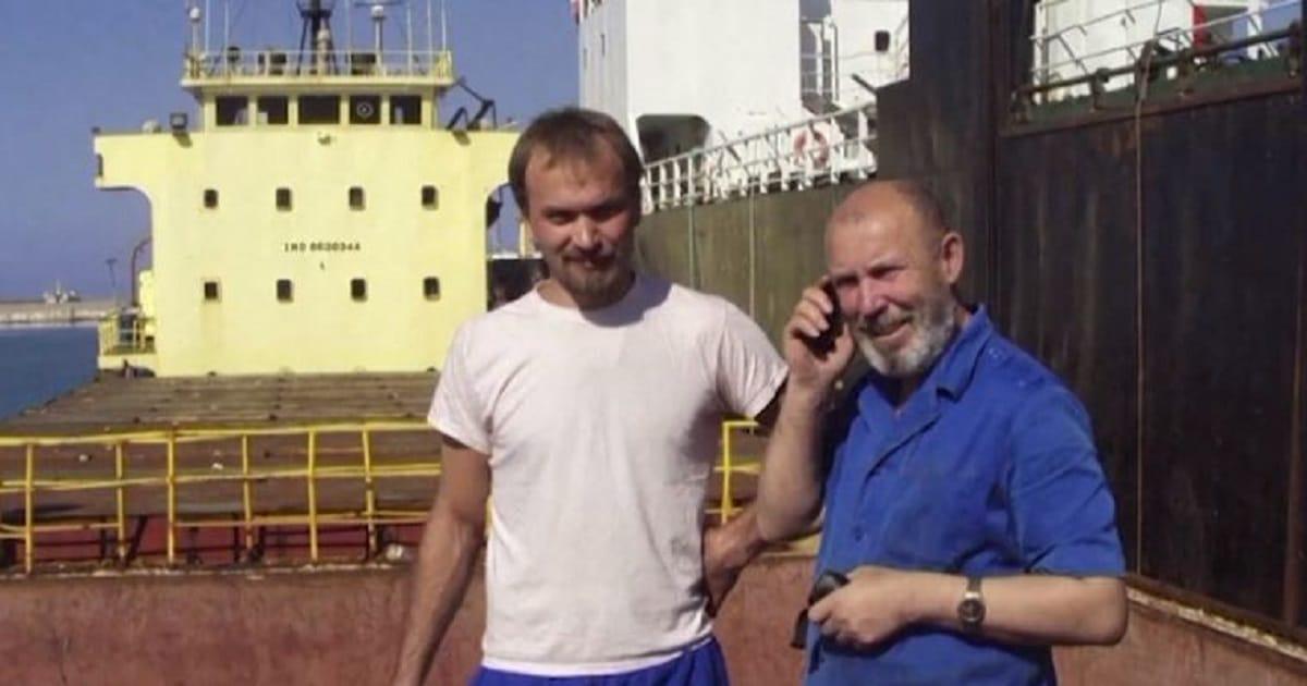 Russian Beirut Ship