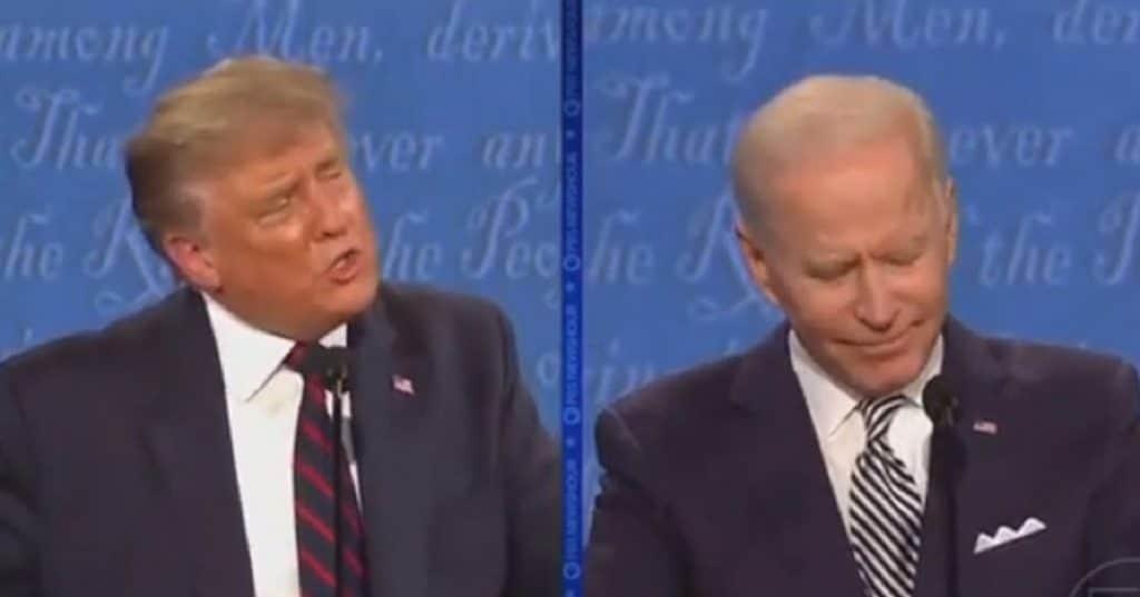 Joe biden Shut Up