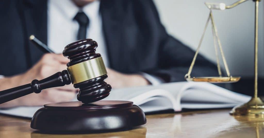 Court Courtroom Judge