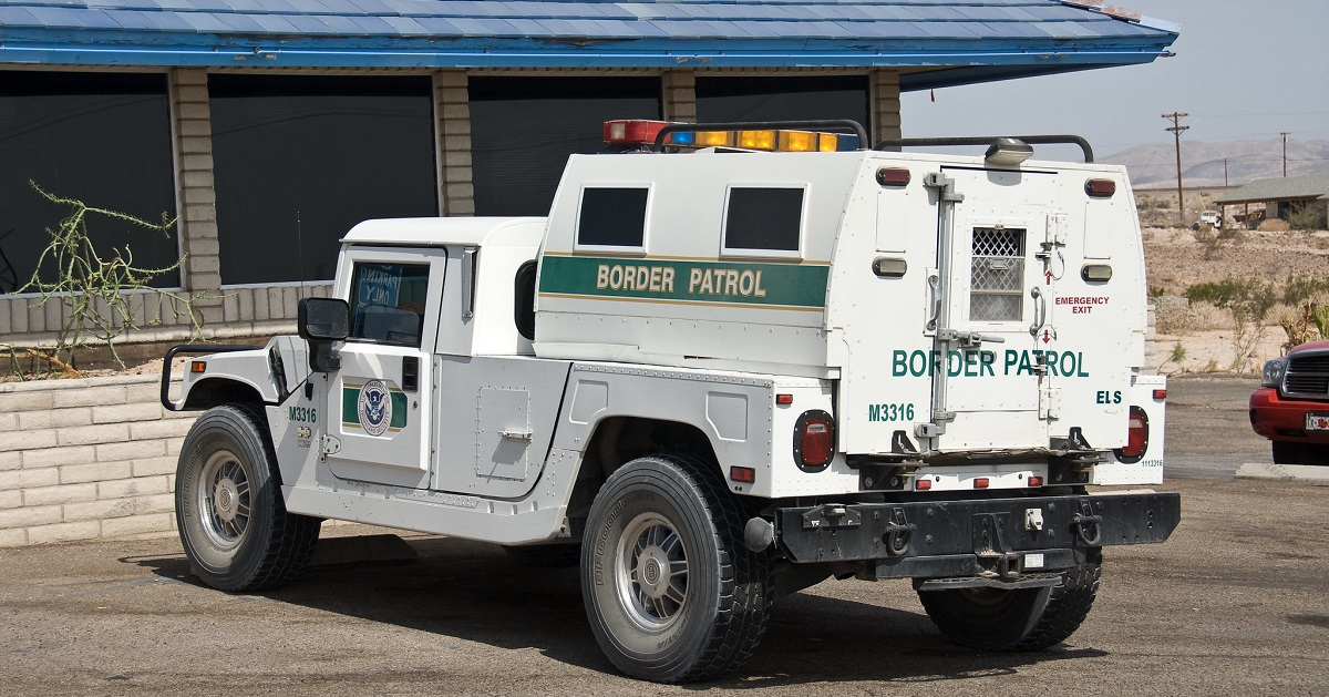 Customs and Border Patrol CBP
