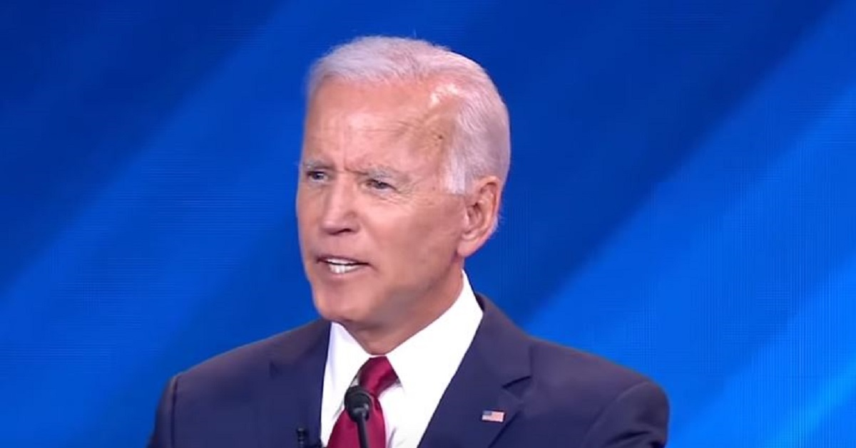 Joe Biden 2019 Debate