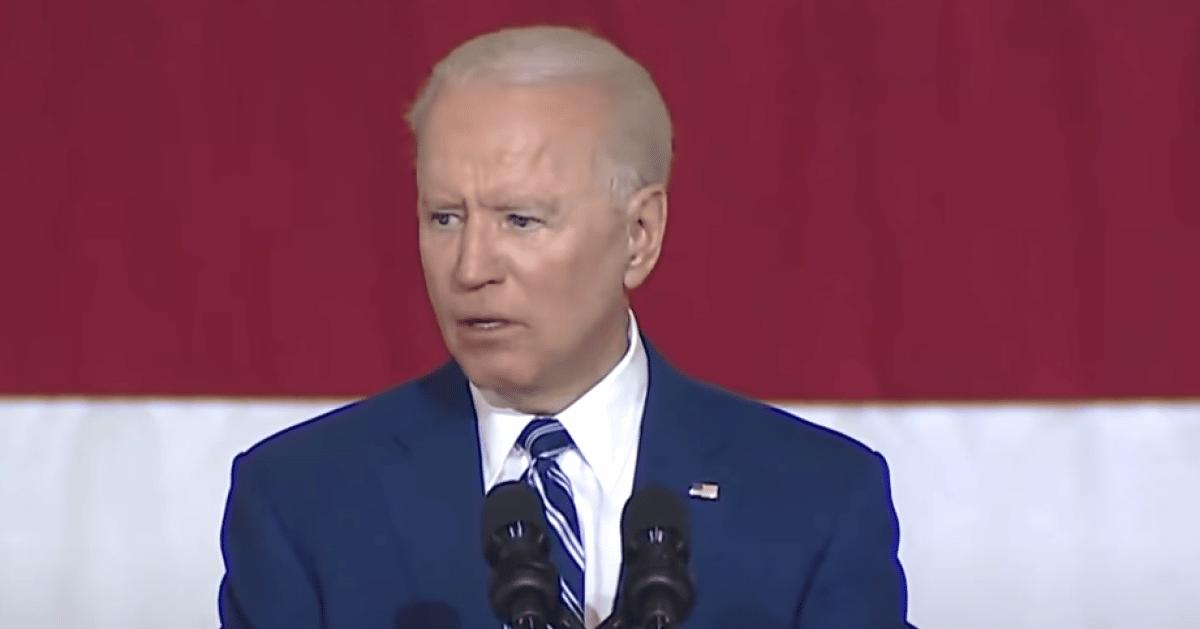 Joe Biden Mental Meltdown